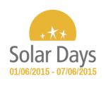 Logo Solar Days 2015